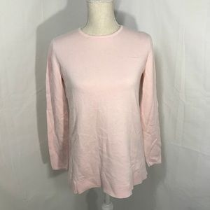 Light pink j Jill sweater